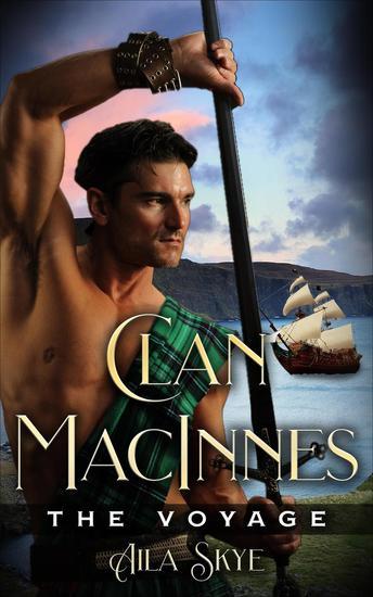 Clan MacInnes-The Voyage - Clan MacInnes - cover