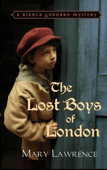 The Lost Boys of London - a Bianca Goddard mystery #5 - cover