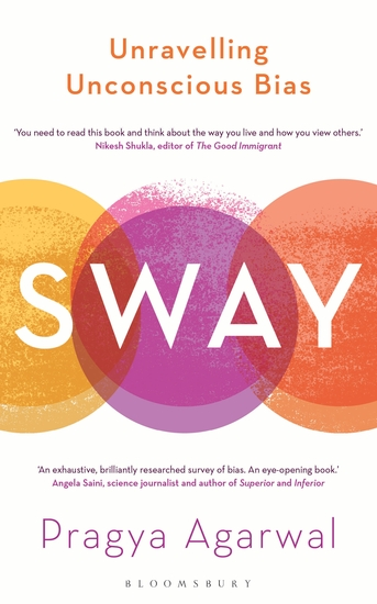 Sway - Unravelling Unconscious Bias - cover