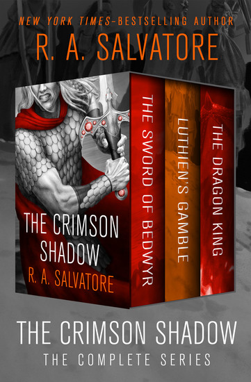 The Crimson Shadow - The Complete Series - cover