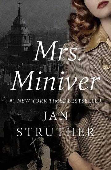 Mrs Miniver - cover