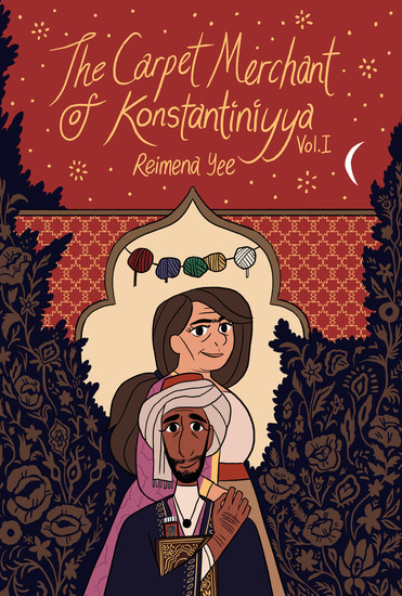 The Carpet Merchant of Konstantiniyya Vol I - cover