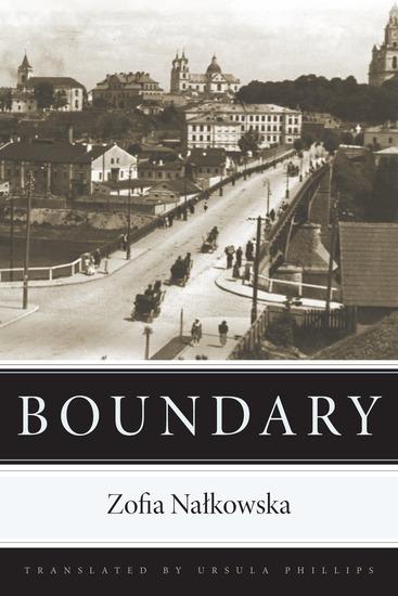 Boundary - cover