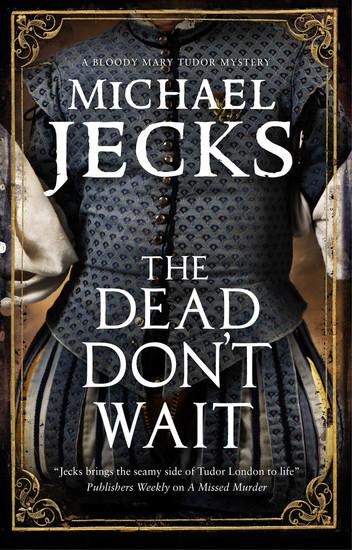 Dead Don't Wait - cover