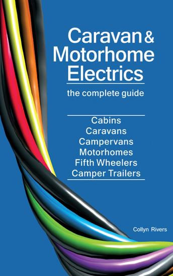 Caravan and Motorhome Electrics - the complete guide - cover