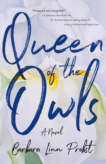 Queen of the Owls - A Novel - cover