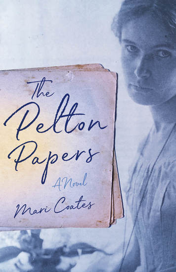 The Pelton Papers - A Novel - cover