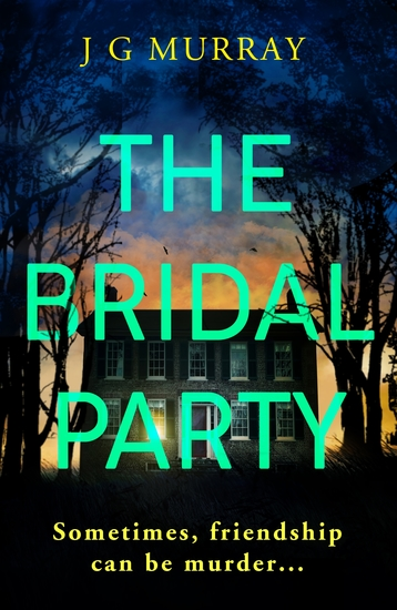 The Bridal Party - Perfect for fans of Lucy Foley's The Guest List - cover