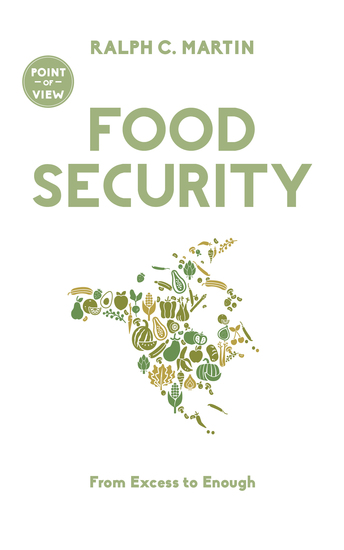 Food Security - From Excess to Enough - cover