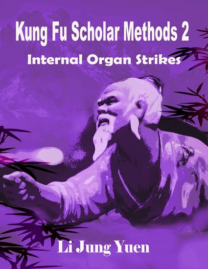 Kung Fu Scholar Methods 2 : Internal Organ Strikes - cover