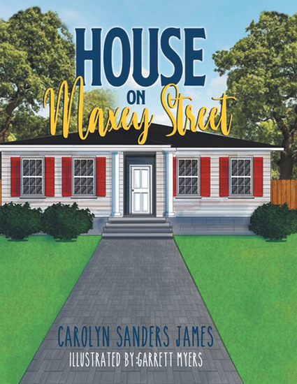 House on Maxcy Street - cover
