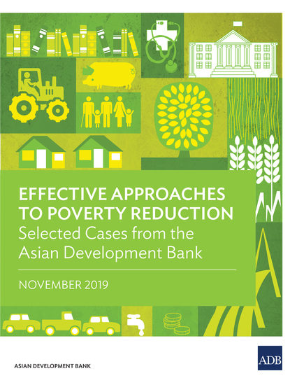 Effective Approaches to Poverty Reduction - Selected Cases from the Asian Development Bank - cover
