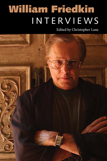 William Friedkin - Interviews - cover