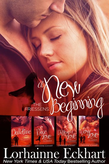 The Friessens: A New Beginning The Collection - cover