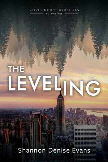 Velvet Moon Chronicles - The Leveling - cover