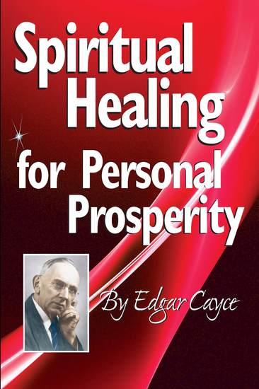 Spiritual Healing for Personal Prosperity - cover