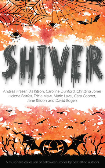 Shiver - a Halloween short story collection - cover