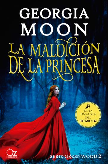La maldición de la princesa - cover