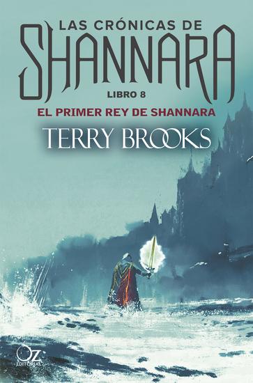El primer rey de Shannara - cover