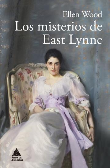 Los misterios de East Lynne - cover