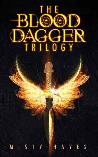 The Blood Dagger Trilogy Boxset (The Outcasts The Watchers Tree of Souls) - cover