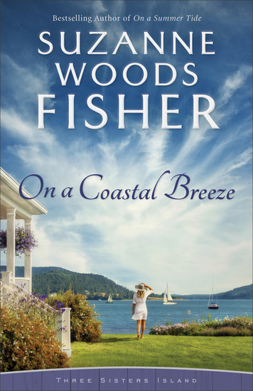 On a Coastal Breeze (Three Sisters Island Book #2) - cover