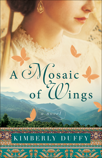 A Mosaic of Wings - cover
