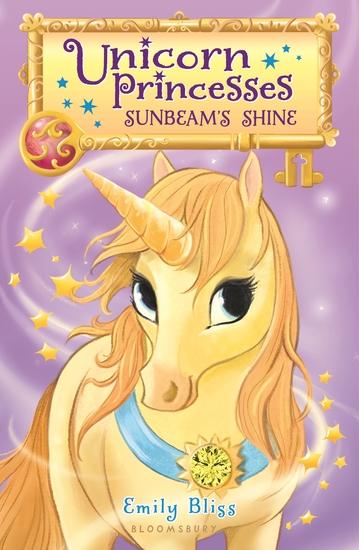 Unicorn Princesses 1: Sunbeam's Shine - cover