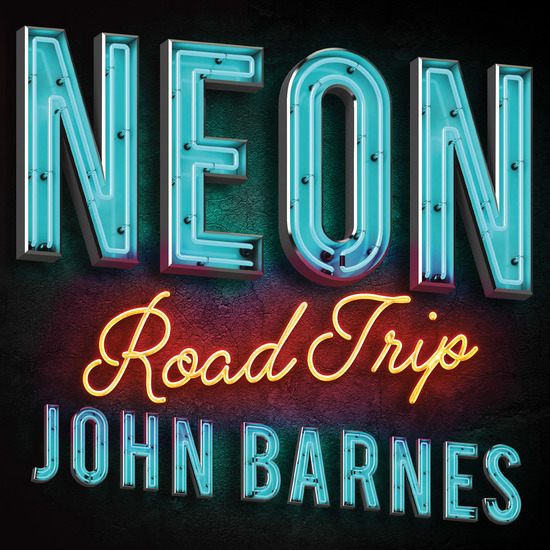 Neon Road Trip - cover