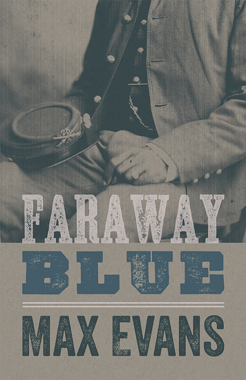 Faraway Blue - cover