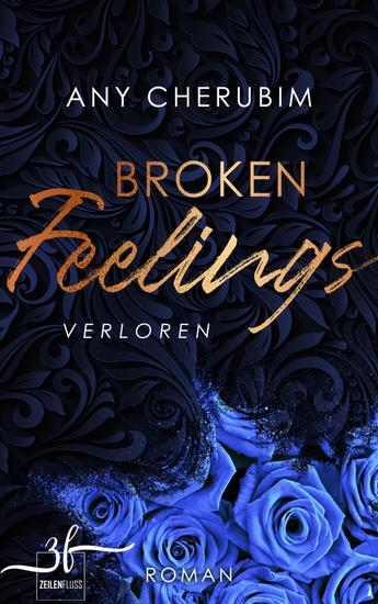 Broken Feelings - Verloren - Liebesroman - cover
