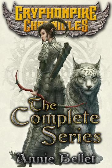 The Gryphonpike Chronicles Complete Series - cover