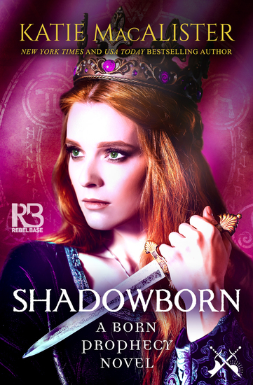 Shadowborn - cover