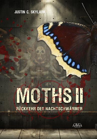 Moths 2 - Rückkehr der Nachtschwärmer - cover