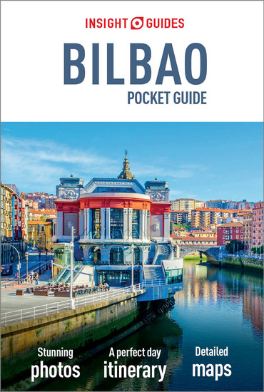Insight Guides Pocket Bilbao (Travel Guide eBook) - cover