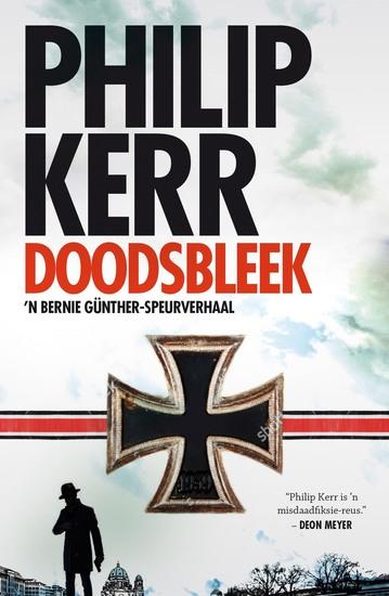 Doodsbleek - cover