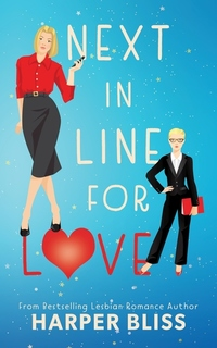 Read Next in Line for Love by Harper Bliss