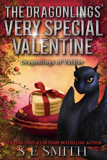 The Dragonlings' Very Special Valentine - Dragonlings of Valdier - cover