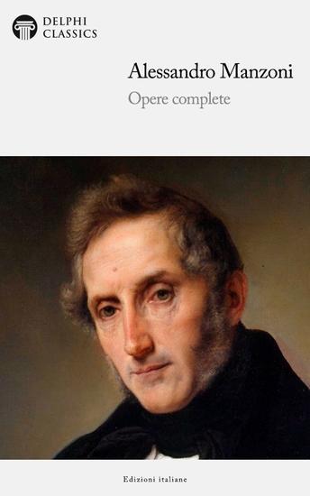 Opere complete di Alessandro Manzoni - cover