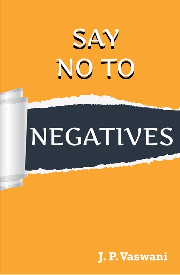 Say No to Negatives - cover