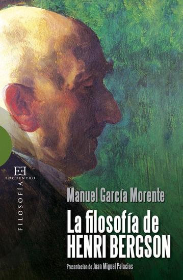 La filosofía de Henri Bergson - cover
