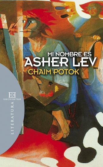 Mi nombre es Asher Lev - cover