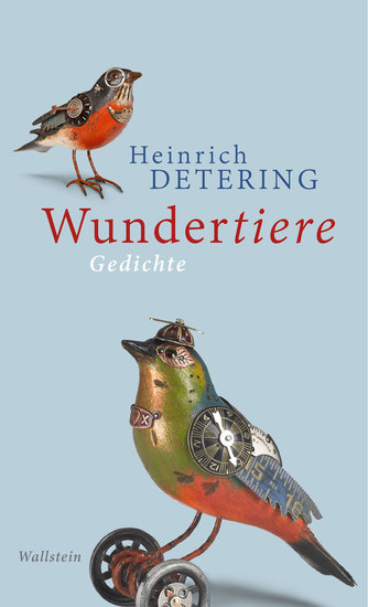Wundertiere - Gedichte - cover
