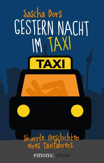 Gestern Nacht im Taxi - cover