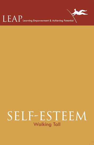 SELF-ESTEEM - Walking Tall - cover