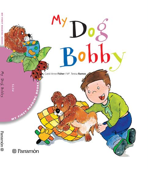 My dog Bobby - cover