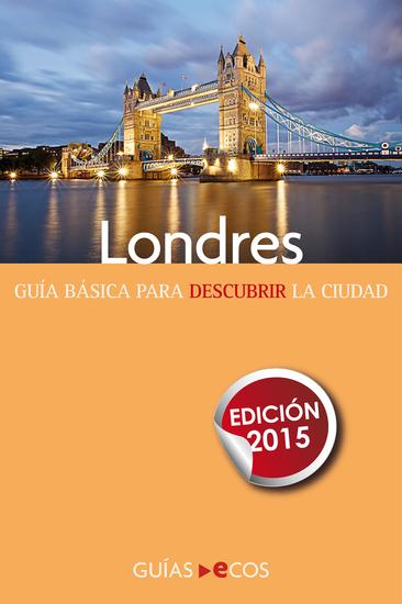 Londres - Edición 2015 - cover