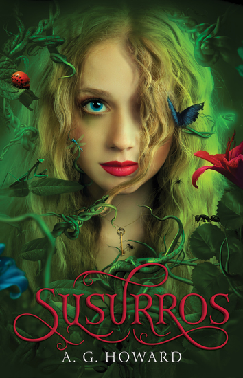 Susurros - cover