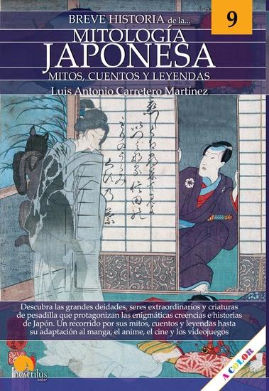 Breve historia de la mitología japonesa - cover