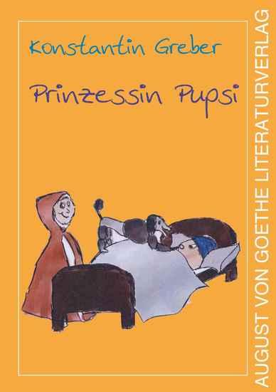 Prinzessin Pupsi - cover